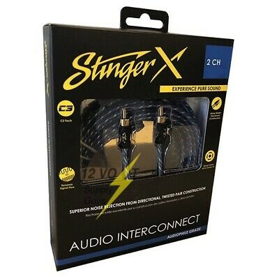 Stinger XI126 6FT Directional Twisted Pair Interconnect