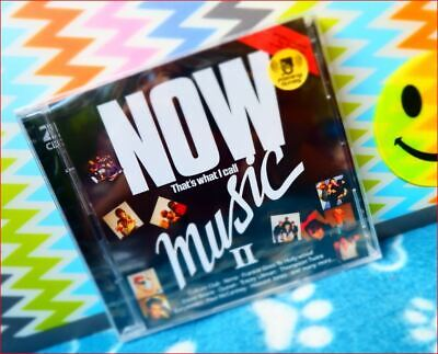 "2xCD New 2019 Sealed ""NOW 2"" Fast Freepost ""Now That's What I Call Music 2 II"""