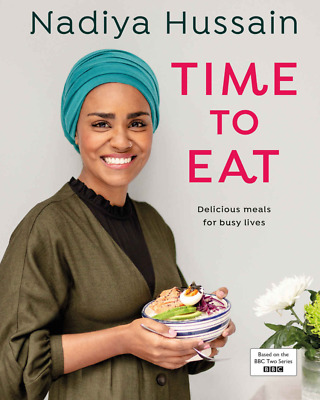 Time to Eat By Nadiya Hussain 9780241396599