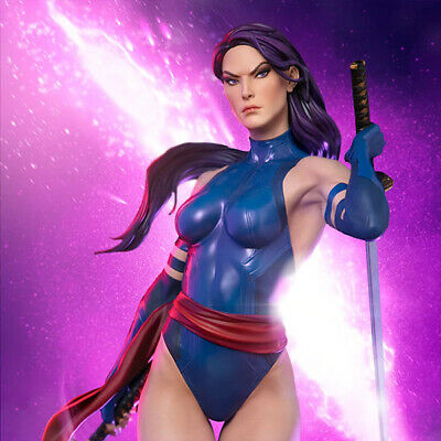 SIDESHOW Psylocke Premium Format Figure Statue NEW SEALED