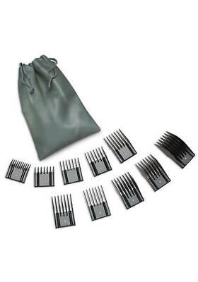 Oster 10 Piece Universal Guide Comb set for Turbo A5, Golden A5, A6