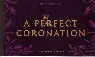 Gb 2003 Dx31 'A Perfect Coronation' Prestige Stamp Booklet