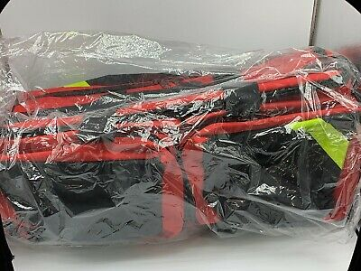 Airway & Trauma Deluxe Oxygen Bag- Red