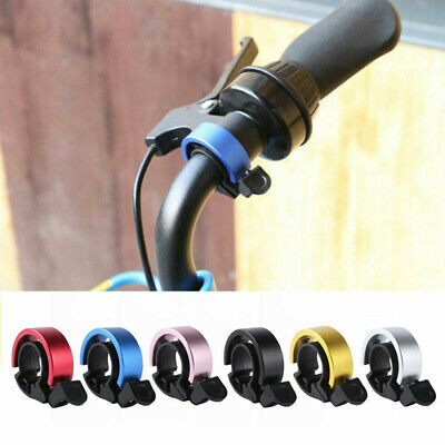 Bike Bicycle Bells Cycling 90dB Loudly Ring Alarm Metal Safety Handlebar Horns