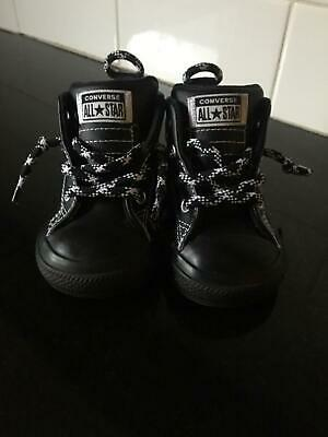 Converse All Stars shoes baby