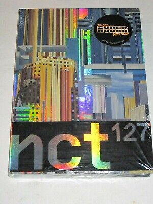 NCT 127 We Are Superhuman CD NEW SEALED - FREE SHIP in US