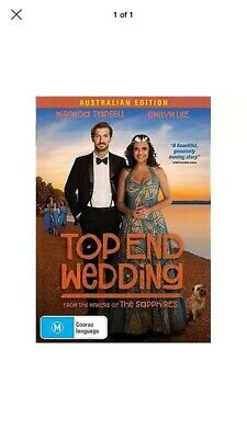Top End Wedding Dvd, New & Sealed, 2019 Release, Free Post