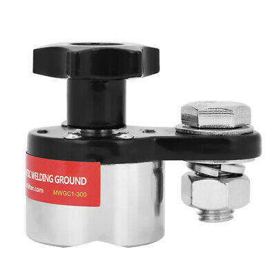 A-SMW3 Magnetic Ground Clamp Grounding Block Magnet ARC Welder Welding Wire