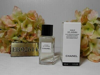 d714ecf11f CHANEL HUILE DE Jasmin Revitalizing Facial Oil With Jasmine Extract ...