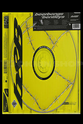 Custom Post Malone Music Cover Silk Poster 2019 N-177
