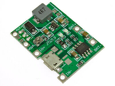 Hobby Components LiPo Charging With Step Up Boost Converter Module