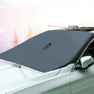 Magnetic Car Windshield Sunshade Cover Ice Frost Guard Protector Sun Shield Hot