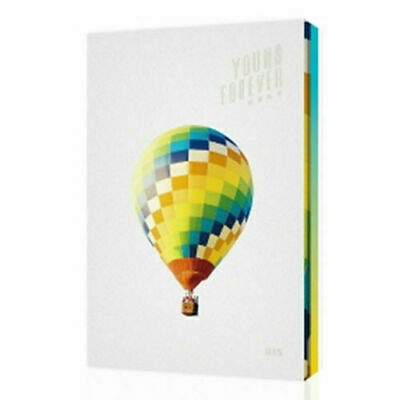"""SJmusic [BTS] """"YOUNG FOREVER"""" Special Album (Day Ver.) 2CD+PhotoBook+Card+POSTER"""