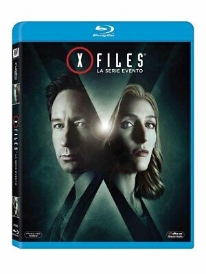 1530780 X Files - La Stagione Evento (2 Blu-Ray) - X Files Series (Blu-Ray) Neu