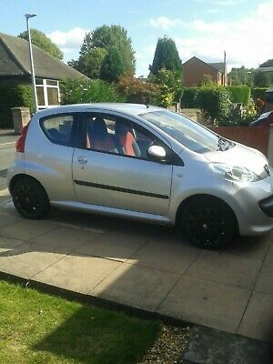 Peugeot 107, £20 a year tax & low insurance