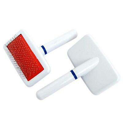 Pet Dog Cat Shedding Grooming Hair Fur Brush Needle Comb Rake Tool