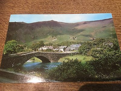 Ambleside Westmorland Cumbria Lake District Colour Real Photo Postcard