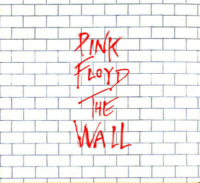PINK FLOYD The Wall 2CD NEW & SEALED - 2011 remaster Roger Waters David Gilmour