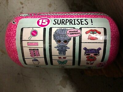 LOL Surprise Under Wraps Doll  Wave 2 - 15 Surprises in 1 - Authentic MGA