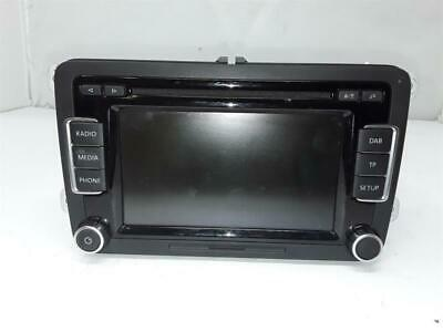 MULTIFUNCTION DISPLAY Volkswagen Beetle 2012 To 2016 Screen WARRANTY - 11177336