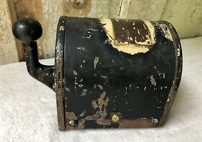 Antique Large Forward & Reversing Drum Switch