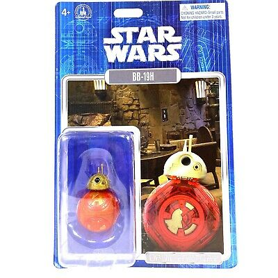 Star Wars Holiday Droid Factory BB-19H Disney Parks