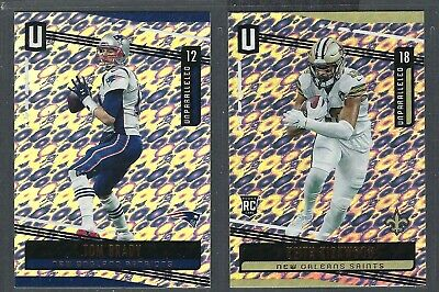 2019 Panini Unparalleled Base FLIGHT Parallels Complete Your Set - You Pick!