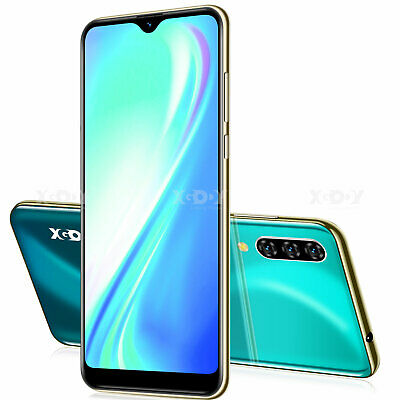 """6.26"""" Android 9.0 Unlocked Cell Phone 16GB AT&T Smartphone Dual SIM 4 Core XGODY"""
