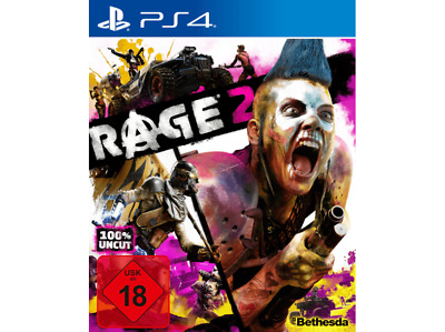 RAGE 2 für PS4 - Sony PlayStation 4 - Top Shooter Open World Game 2019