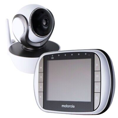 Motorola Dual Mode Baby Monitor with Camera (MBP853CONNECT)