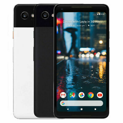 Google Pixel 2 XL 64GB Android 4G LTE Factory GSM Unlocked Smartphone