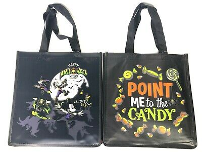 Disney Parks Happy Halloween 2019 Tote Reusable Bag Gift Bags