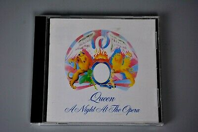 R&L CD Album: Queen - A Night at the Opera