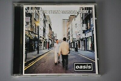 R&L CD Album: Oasis - (What's the Story) Morning Glory? 1995