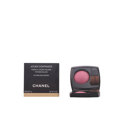 Maquillaje Chanel mujer JOUES CONTRASTE #64-pink explosion 4 gr