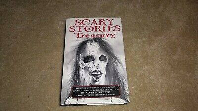 Scary Stories to Tell in the Dark Treasury~Books 1-3~Trilogy~Movie~Halloween