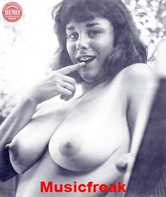 4x6 REPRINT Sexy Model Janey Reynolds 1960s 12 (Nudes)