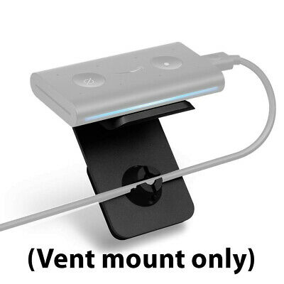 Official Amazon Echo Auto Air Vent Mount - NEW SEALED - Official mount by Amazon