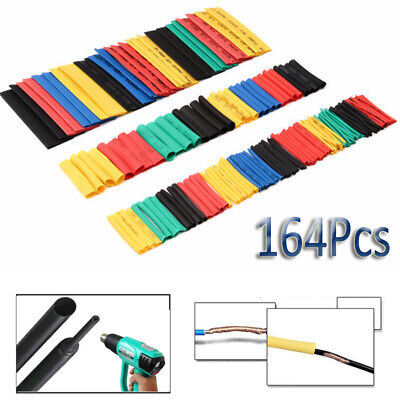 Sleeve Wrap Electrical Cable Tube kits Wire Connect Heat Shrink Tubing
