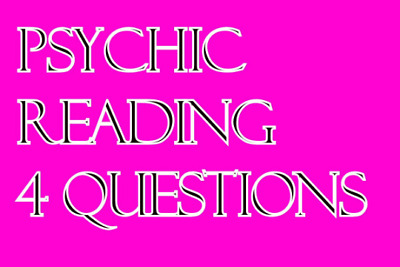SPECIFIC QUESTION SAME Day Psychic Reading - $1 25 | PicClick