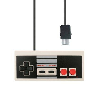 Classic Wired Game Controller Joystick for Nintendo Wii mini NES Classic Edition
