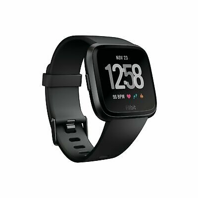 Fitbit Versa 🔥 -PEBBLE ONLY- Smartwatch AS IS