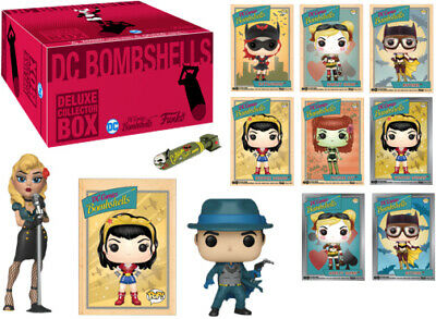 DC Bombshells - Exclusive Collector Box