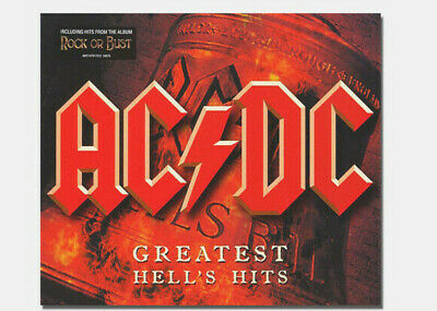 AC/DC - Greatest Hits - Hell's Hits Collection