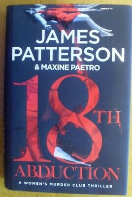 THE 18th ABDUCTION by JAMES PATTERSON & MAXINE PAETRO – 'WOMEN'S MURDER CLUB'