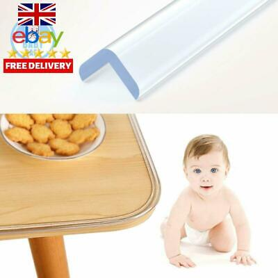 Wemk 1 Roll (20 Ft) Edge Protection For Baby Children, Transparent Table Edge Gu