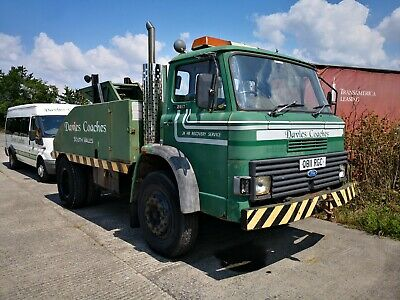 1988 Ford D Series Recovery