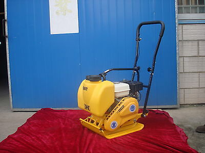 WACKER PLATE COMPACTOR PLATE COMPACTION PLATE c60 WITH WATER TANK and wheels