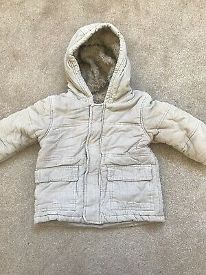 Boys / Girls Hooded Winter Coat age 18-24 months from Mothercare