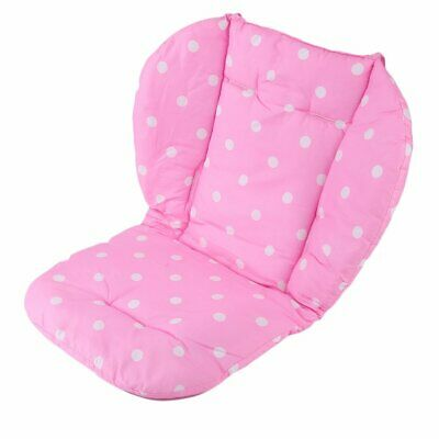Portable Baby Stroller Polka Dot Printed Comfortable Seat Cushion Pads ND